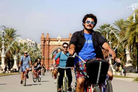 Cykeltur i Barcelona: Sagrada Família och mer