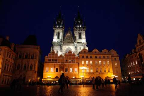 Prague: Ghosts and Legends of the Old Town Evening Tour
