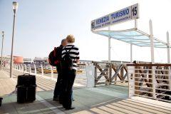 Traslado Aeroporto Veneza: Táxi Aquático Compartilhado