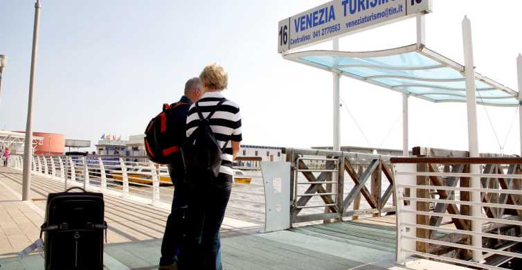 Venice Marco Polo Airport Transfer: Shared Water Taxi