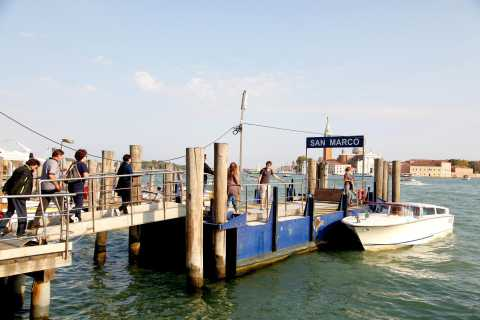 Venice Grand Canal: One-Hour Boat Tour