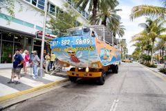 Miami e South Beach: Passeio em veículo anfíbio