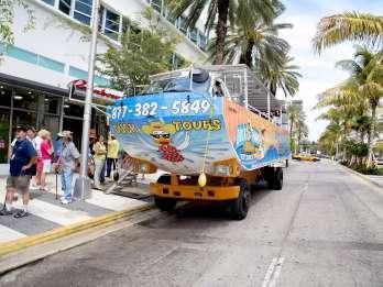 Miami: Duck Tour durch South Beach