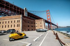 GoCar 3 horas Posto de parques e praias de San Francisco