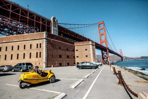 GoCar 3-Hour Tour of San Francisco's Parks and Beaches