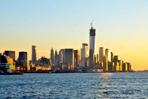 New York: crociera panoramica