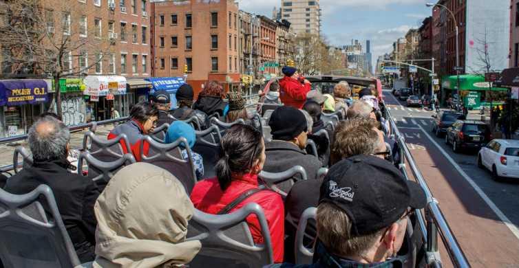 New York: Pass per 3, 5 o 7 attrazioni