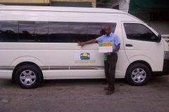 Transferência Privada de Montego Bay para Ocho Rios