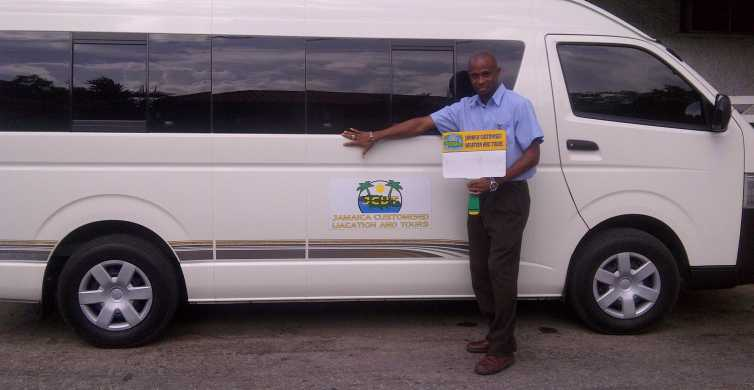 Private Transfer from Montego Bay to Ocho Rios