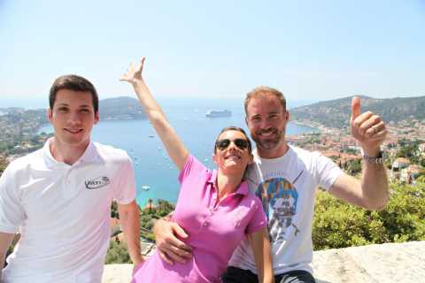 French Riviera Full-Day Private Tour