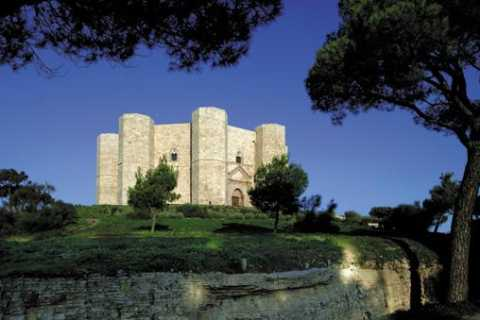 Andria: Castel Del Monte 1.5-Hour Guided Tour