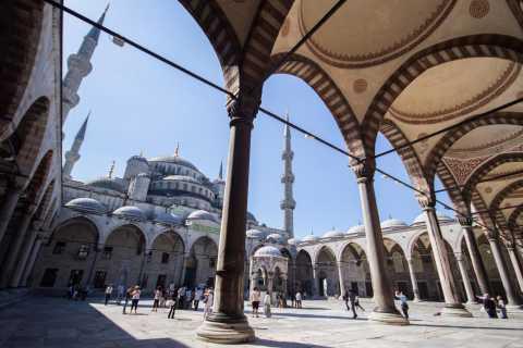 Istanbul: Tour zu den Klassikern der Vergangenheit