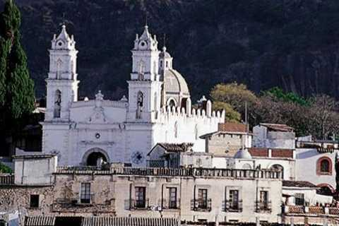Taxco en Cuernavaca: Full-Day Tour van Mexico City