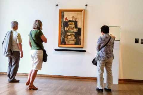 Vienne: billets coupe-file pour le musée Léopold