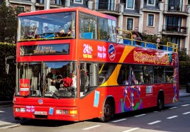 Wat te doen in Brussel - Brussel: hop on, hop off-sightseeingbus – 24/48-uurs ticket