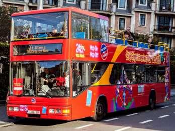 Brüssel: Hop-On/Hop-Off-Sightseeingtour - 24h/48h-Ticket