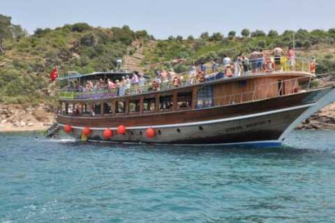 Marmaris: Boat Tour with Lunch