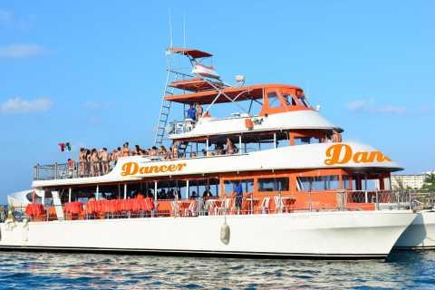 Cancun Dancer Cruise Full-Day Tour