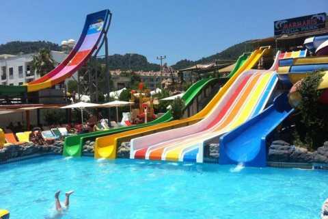 Aquapark Marmaris Tickets and Transfer: Full-Day Entry