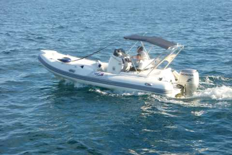 From Zadar: 8-Hour Island Hopping Tour by Speedboat