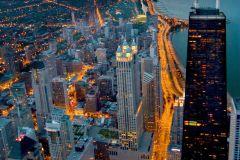 Deque de Observação 360 Chicago: Passe para 2 Visitas