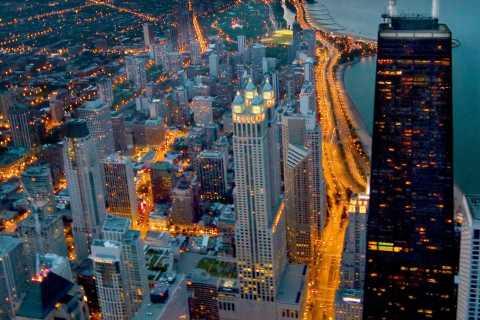 360 Chicago Observation Deck: 2-Visit Sun & Stars Pass