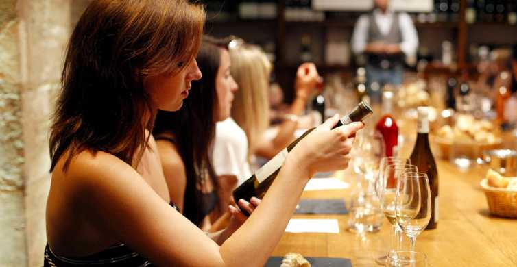 Paris: French Wine Tasting Class with Sommelier