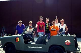 """Berlin: Trabi-Safari """"The Wall Ride"""""""