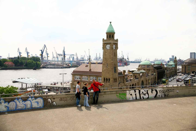 Rundgang Hamburg zwischen Hafen, Michel und Rathaus