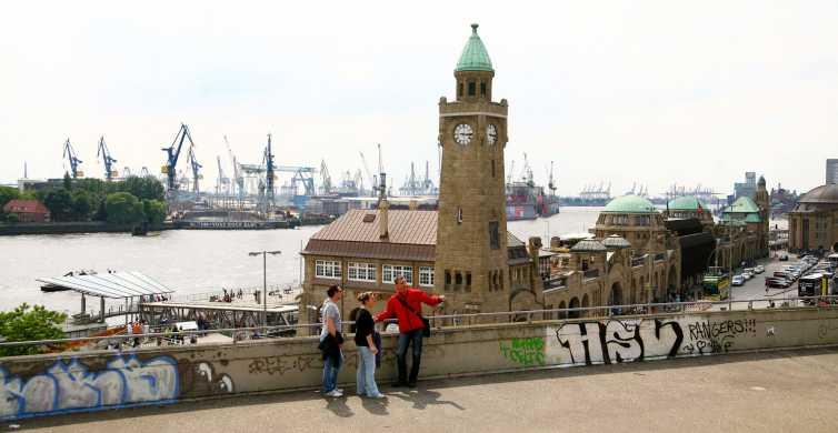 Hamburg: Rundgang zum Hafen, Michel und Rathaus