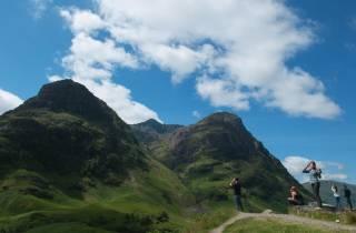 Ab Edinburgh: Tagestour Loch Ness und Highlands