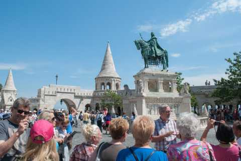 Budapest 2-Hour Sightseeing Tour