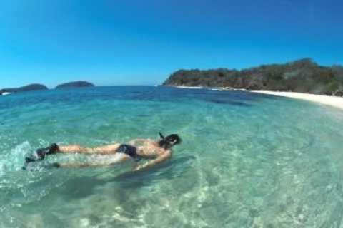 Las Gatas Island Beach Break: 5 horas Tour com almoço