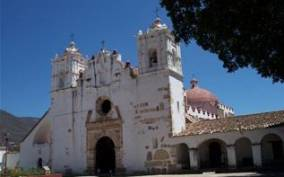 Oaxaca: Tree of Tule, Teotitlan Village, & Mitla Ruins Tour