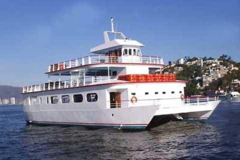 Acapulco: 2,5 horas Acarey Yacht Cruise