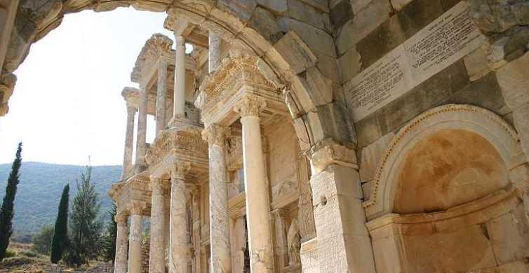 Éfeso: Private 5 horas Posto de Kusadasi ou Izmir
