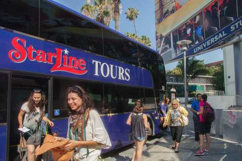 Los Angeles: 6-Hour Multi-Lingual Sightseeing Tour
