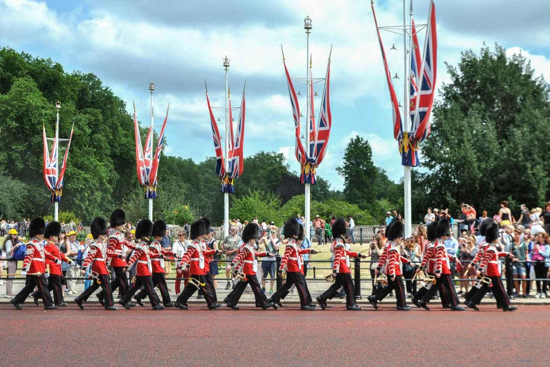 London: Begrüßungstour – Willkommen in London!