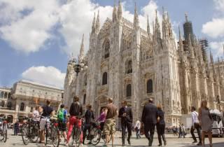 Mailand: Fahrradtour mit Blick hinter die Kulissen