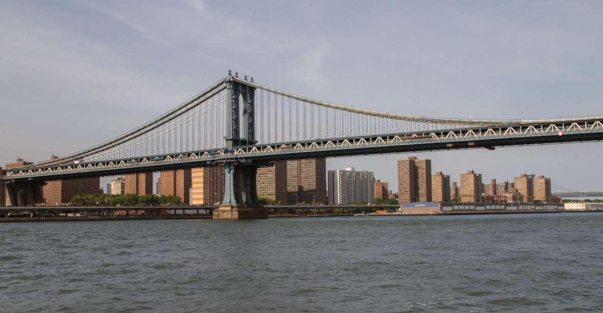 New York: 90-Minute Landmarks Cruise Skip-The-Box-Office