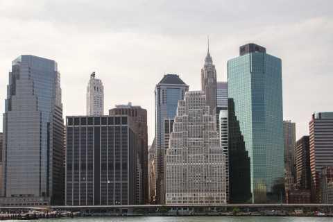 New York: croisière 1,5h à la découverte des attractions