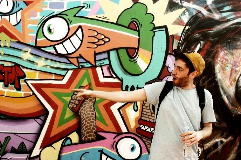 London: Halbtägige Street Art-Tour & Workshop