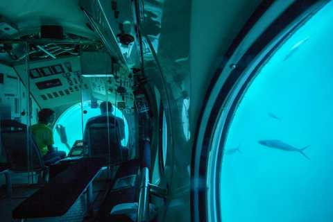 3-Hour Sinbad Submarine Red Sea Tour from Hurghada