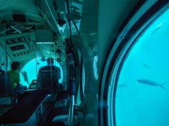 Ab Hurghada: Tour mit U-Bootfahrt