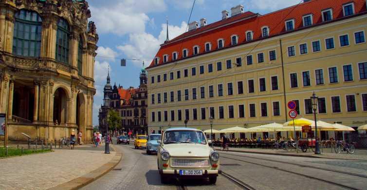 Dresden: 75-Minute Trabi Safari