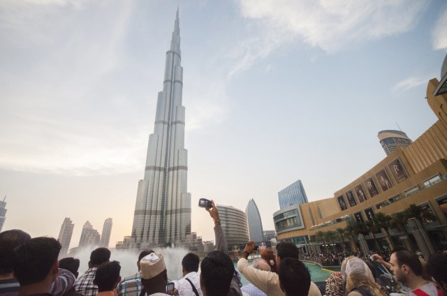 Burj Khalifa Ticket with 1-Way Transfer