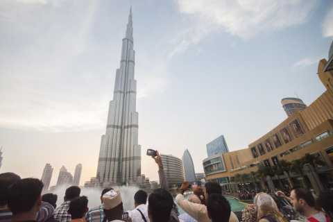 Burj Khalifa Ticket with 1-Way Transfer