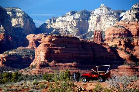 Canyons & Cowboys: 2-Hour Jeep Tour from Sedona