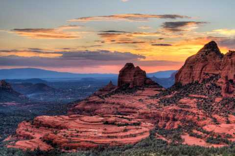 Bear Wallow Canyon on 4x4: 2-Hour Tour from Sedona
