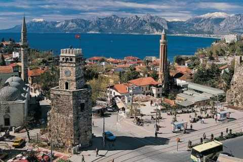 Historical Antalya: Private Full-Day Sightseeing Tour